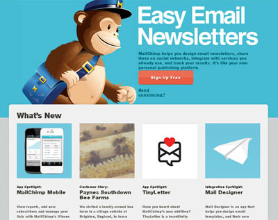 Reasons to use an E-newsletter service | directsitesonline
